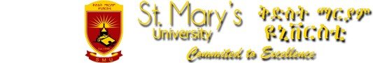 st. Mary's University Institutional Repository